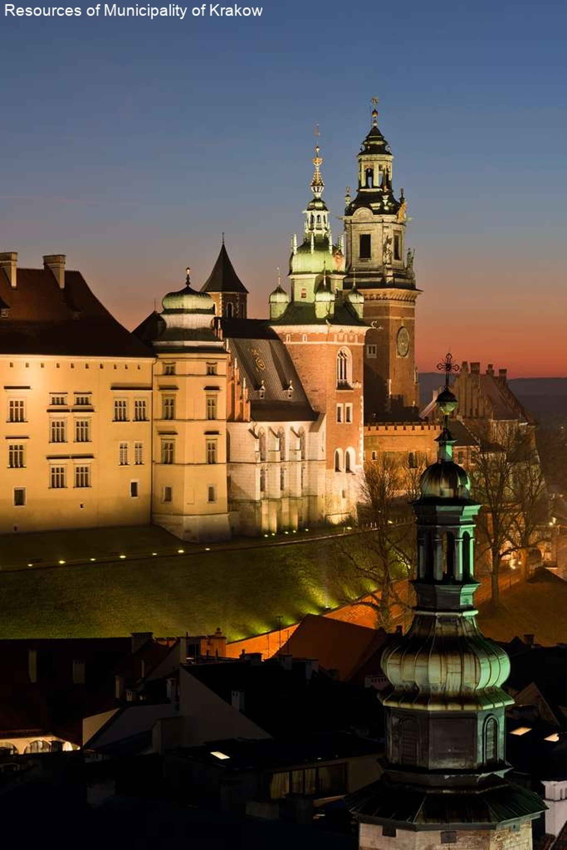 09 Noc, Wawel